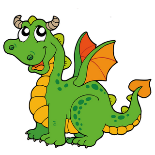 Dragon Clip Art-Dragon Clip Art-0