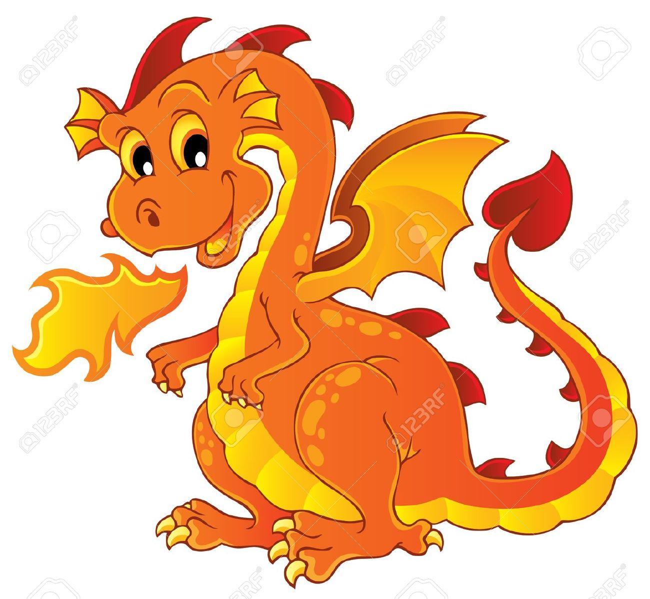 Dragon Clipart .-Dragon Clipart .-10