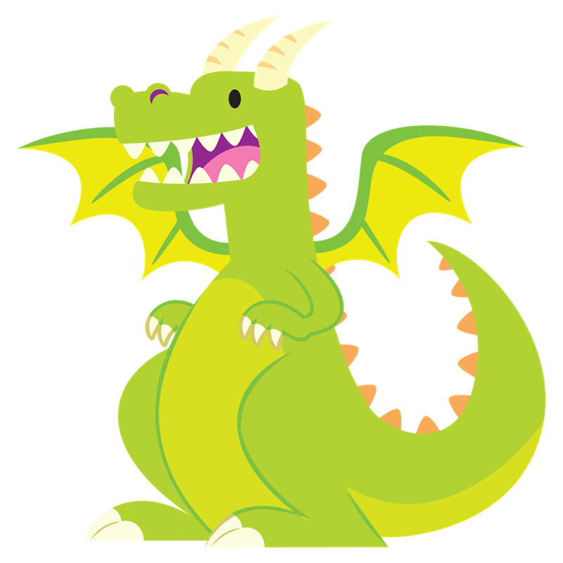 dragon clipart-dragon clipart-13