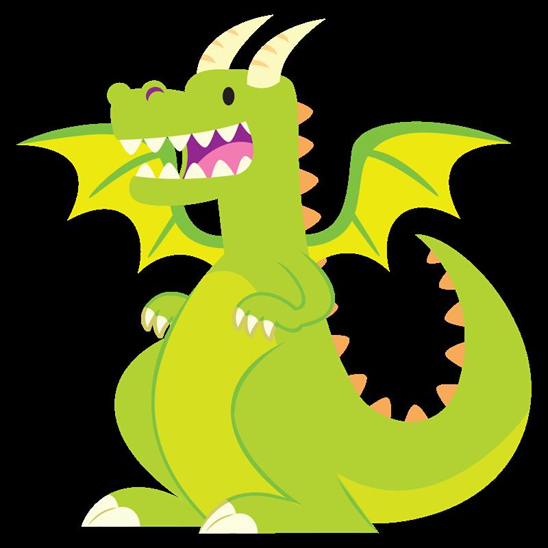 dragon clipart-dragon clipart-1