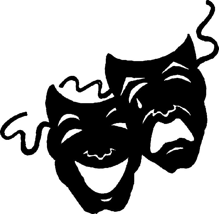 Drama Clip Art Images