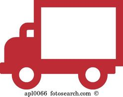 Drawing of a delivery truck-Drawing of a delivery truck-16