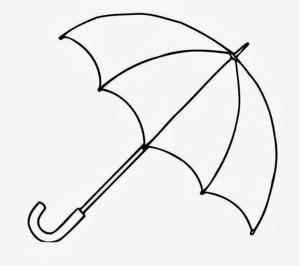 Drawings Of A Umbrella-Drawings Of A Umbrella-9