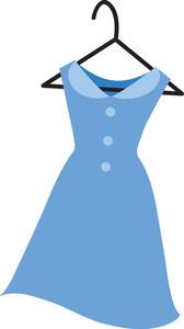 Clipart Dress