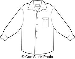 . ClipartLook.com Business Dress Shirt - Business dress shirt isolated on a.