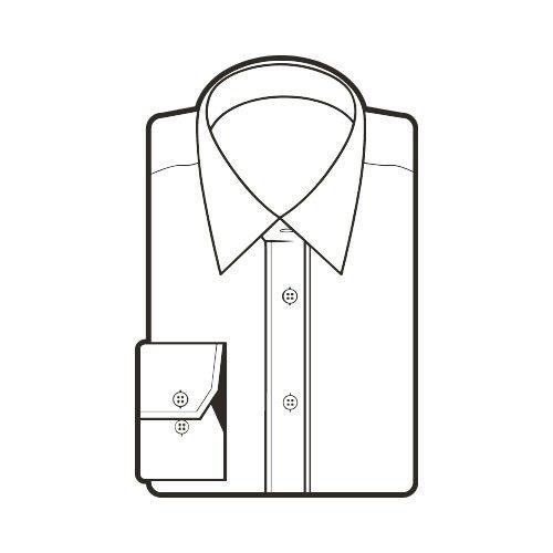 DRESS SHIRT BW Design Idea