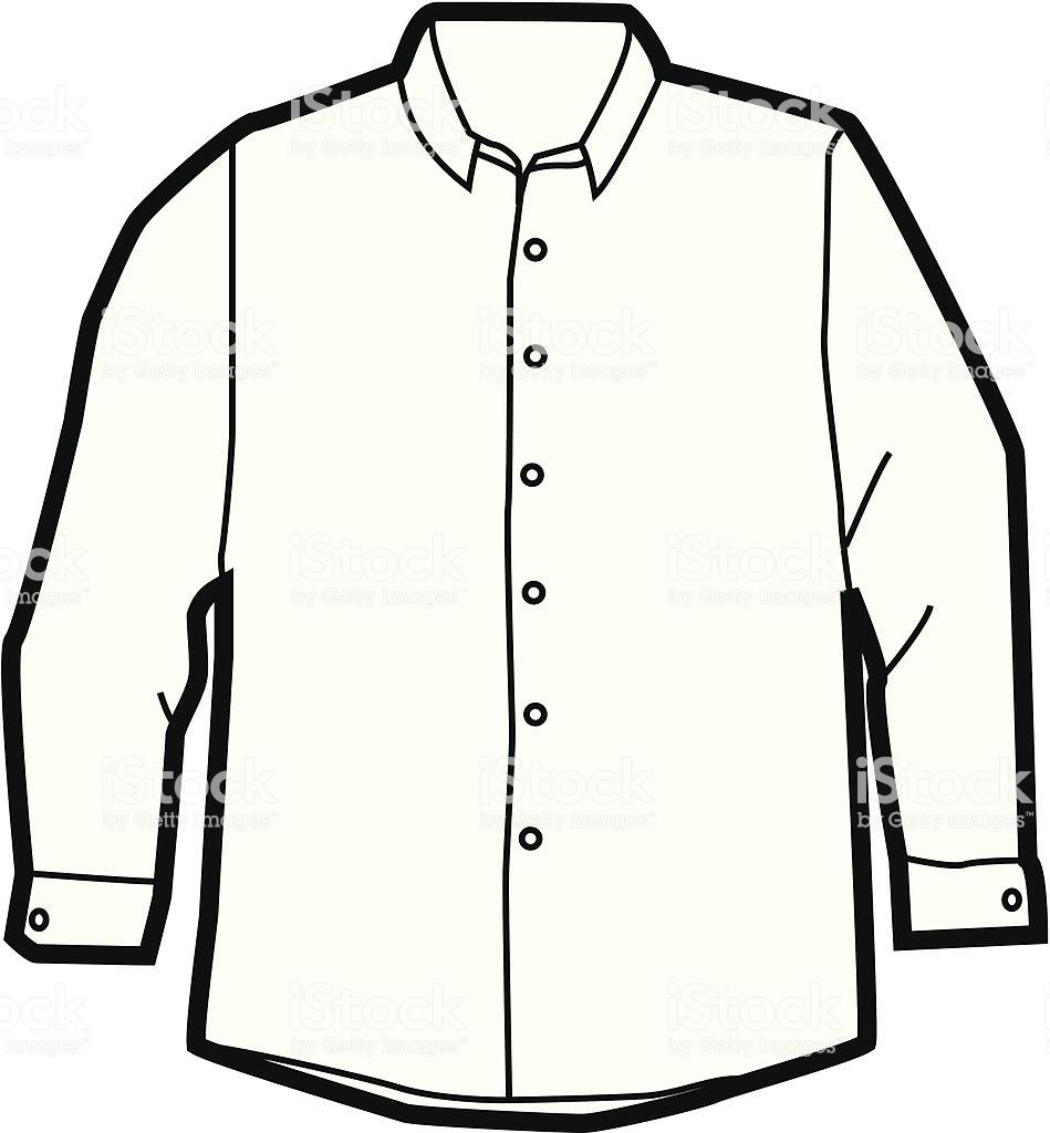 Dress Shirt royalty-free dress shirt stock vector art u0026amp; ClipartLook.com