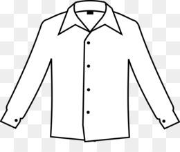 T-shirt Dress shirt Clip art - clothes button