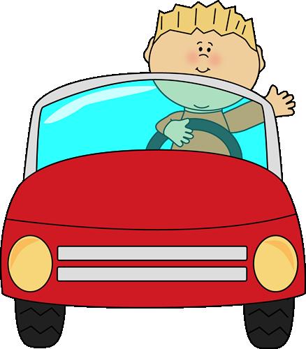 Boy Driving A Car Clip Art - Boy Driving-Boy Driving a Car Clip Art - Boy Driving a Car Image-6