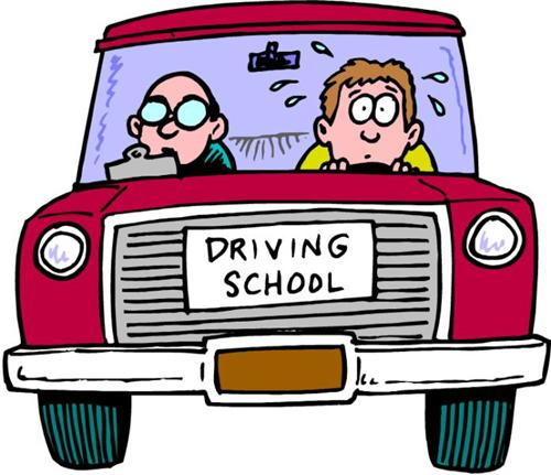 Clipart Info - Driving Clipart