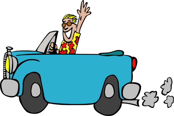Download this image as: - Driving Clipart