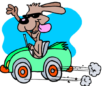 driving clipart 8