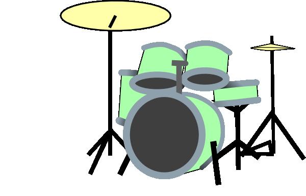 Drum Set Clip Art