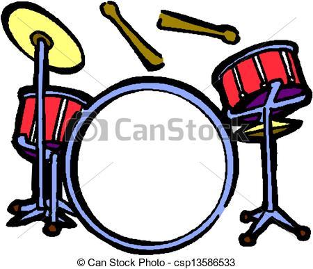 Drum Set Drawingsby ...