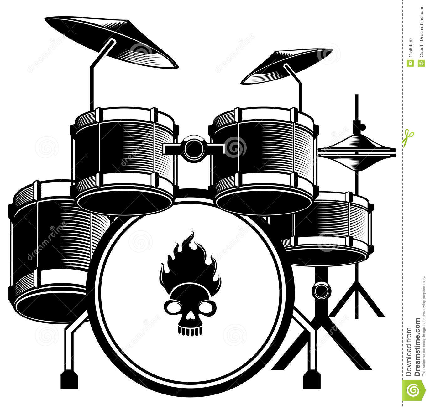 Drum Set-Drum set-10