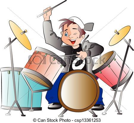 Drummer Clipart Can Stock Photo Csp13361-Drummer Clipart Can Stock Photo Csp13361253 Jpg-6