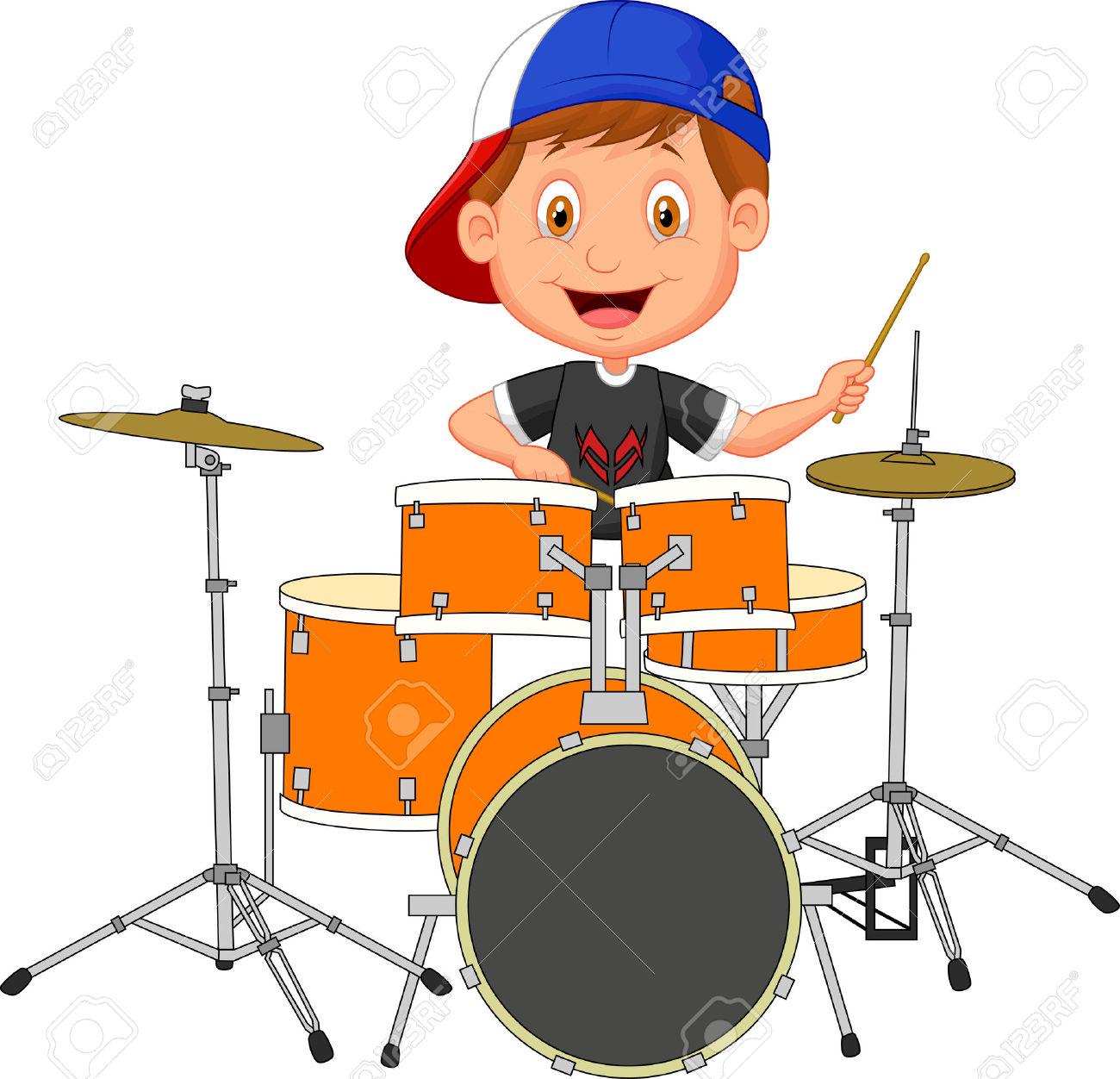 Drummer Clipart - Getbellhop-Drummer Clipart - Getbellhop-7