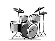 Drums Clip Art · set clipart