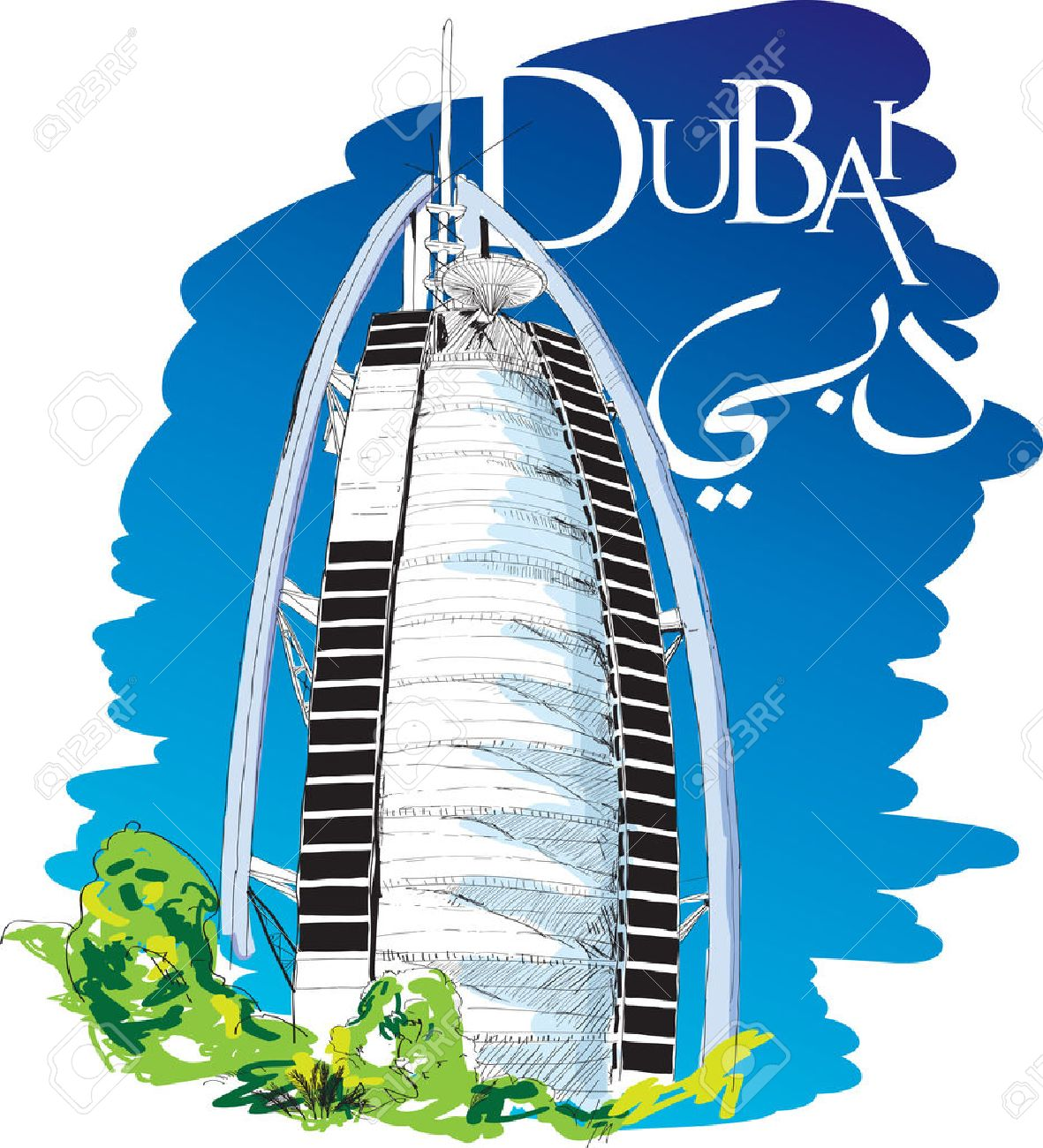 Dubai Clipart 2-dubai clipart 2-10