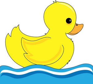 Duck Clipart Image Little