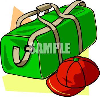 Duffel Bag Clipart-Clipartlook.com-350