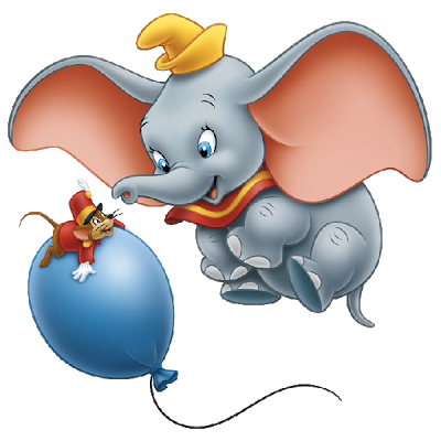 Dumbo Christmas Clipart Cliparthut Free Clipart. Dumbo Backgrounds,Backgrounds .