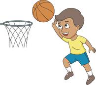 Dunking Boy Playing Basketball Size: 85 -Dunking Boy Playing Basketball Size: 85 Kb-17