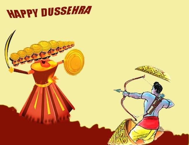 Dussehra Clipart indian festi - Dussehra Clipart