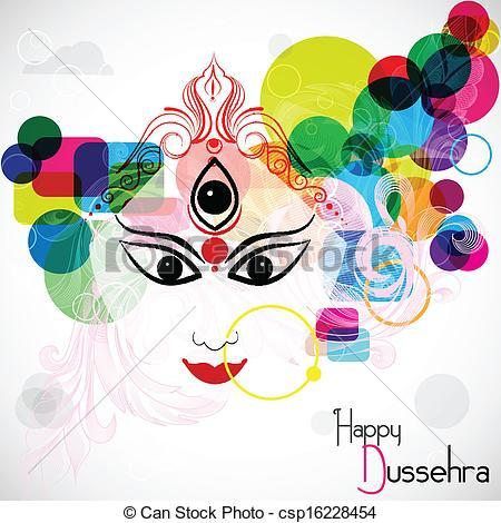 Happy Dussehra - csp16228454