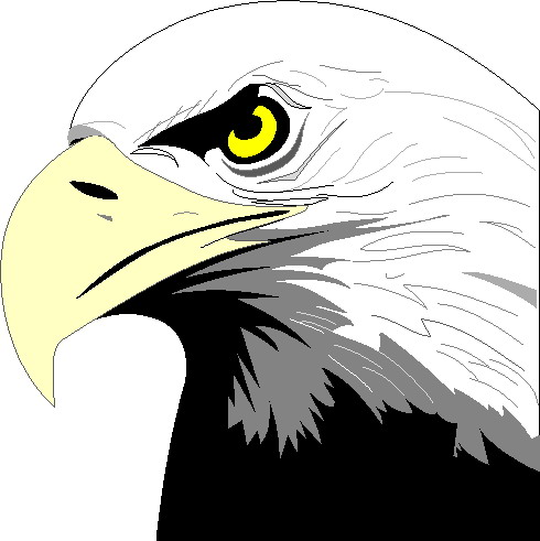 Eagle Clip Art-Eagle clip art-3