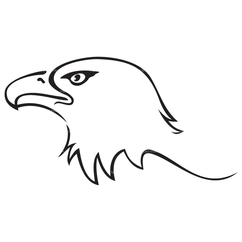 Eagle Clipart Black And White Clipart Panda Free Clipart Images