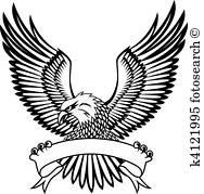 Eagle With Emblem-Eagle with emblem-16