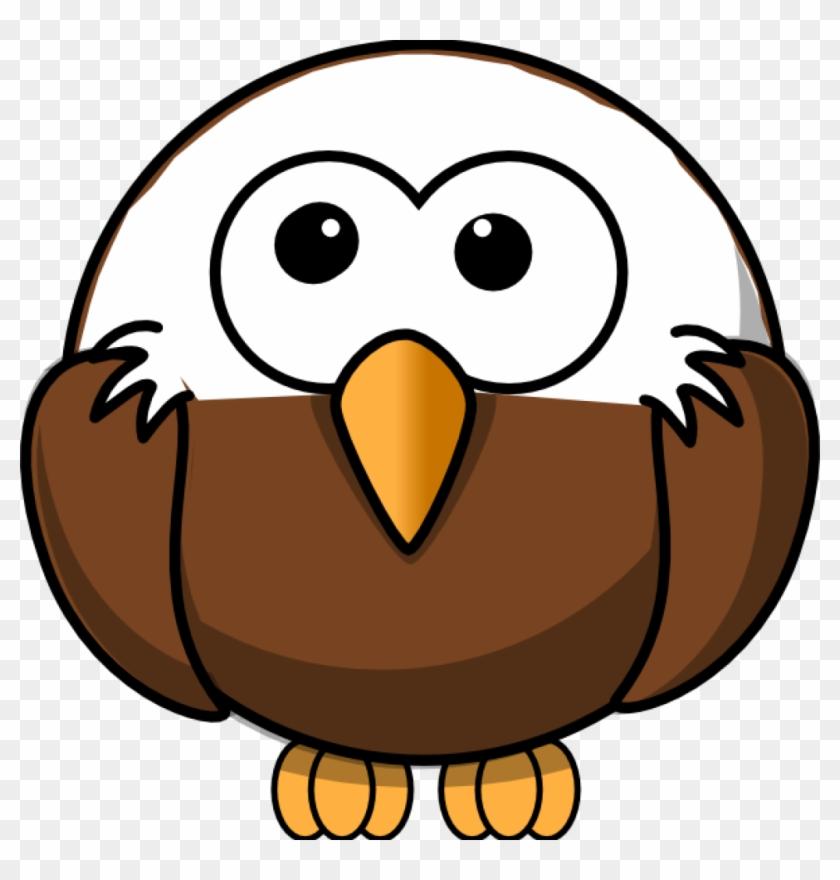 Free Eagle Clipart Eagle Clip Art At Clk-Free Eagle Clipart Eagle Clip Art At Clker Vector Clip - Bald Eagle Round  Ornament #-18