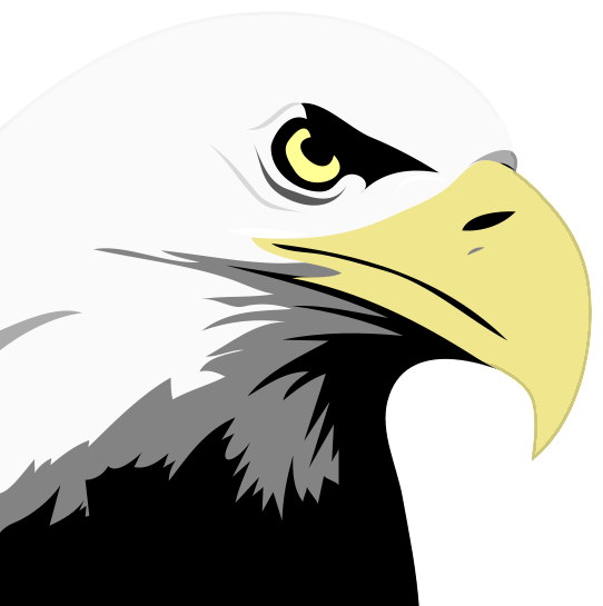 Eagle Head Clip Art. Animal clip arts .