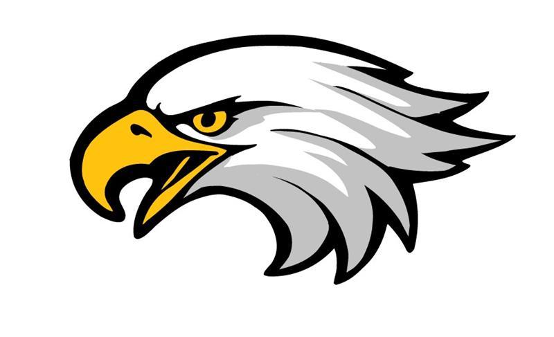 Eagle head clipart 6 .