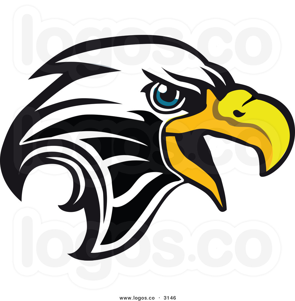 Eagle Head Clipart. Eagle Company Logo | Royalty .