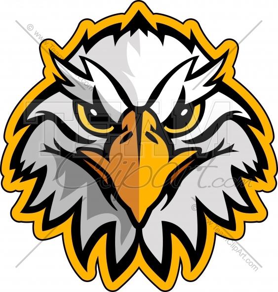 Eagle Head Logo Mascot Design 0900 This -Eagle Head Logo Mascot Design 0900 This Eagle Head Logo Clipart Image-8