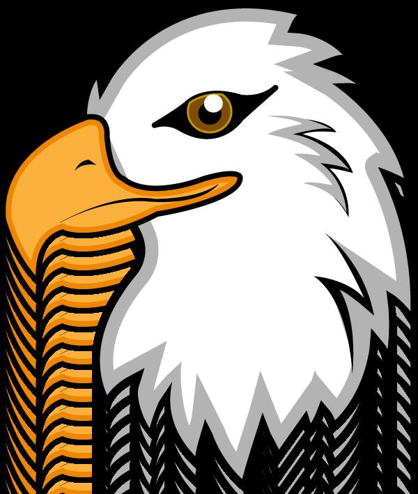 Eagle Head Mascot Clipart Clipart Panda -Eagle Head Mascot Clipart Clipart Panda Free Clipart Images-11