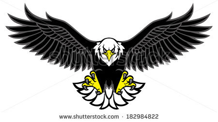 Eagle Mascot Spread The Wings-eagle mascot spread the wings-16