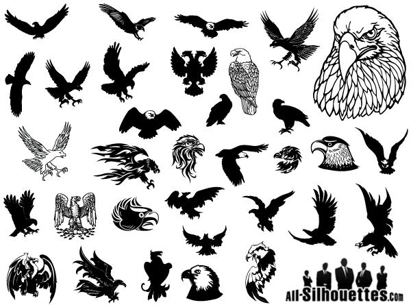 Eagle Vector Clip Art Free