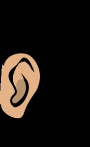 ... Ear Clip Art - Vector Clip Art Onlin-... Ear Clip Art - vector clip art online, royalty free .-8