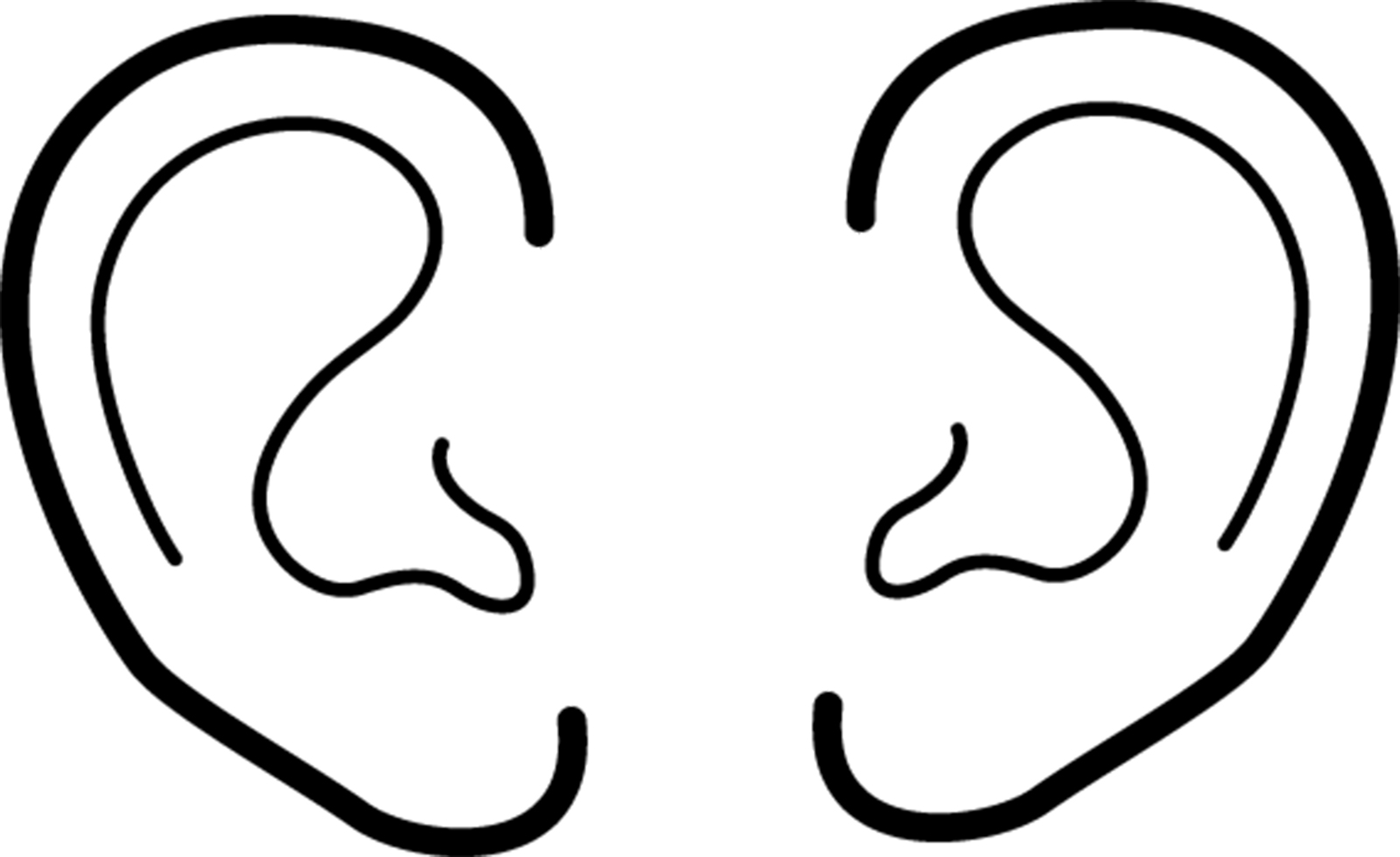 Ear clipart earclipart images listening clip art photo