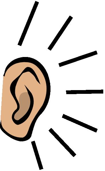 ears clipart for kids