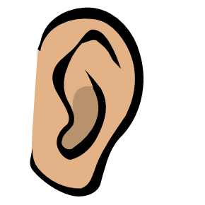Ear crackers clipart idea