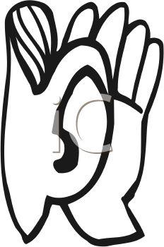 Ears Clip Art