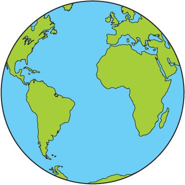 earth clipart - Clip Art Of Earth