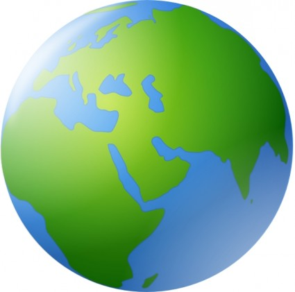 Earth Clip Art-Earth Clip Art-8