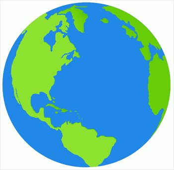 Earth Clip Art. Earth-large-2 - Clip Art Of Earth