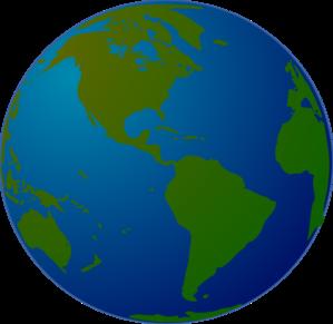 Earth clipart 2
