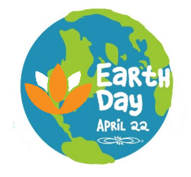 Earth Day April 22 Clipart
